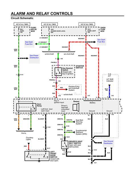 nissandatsun truck pathfinder wd  fi dohc cyl repair guides alarm  relay