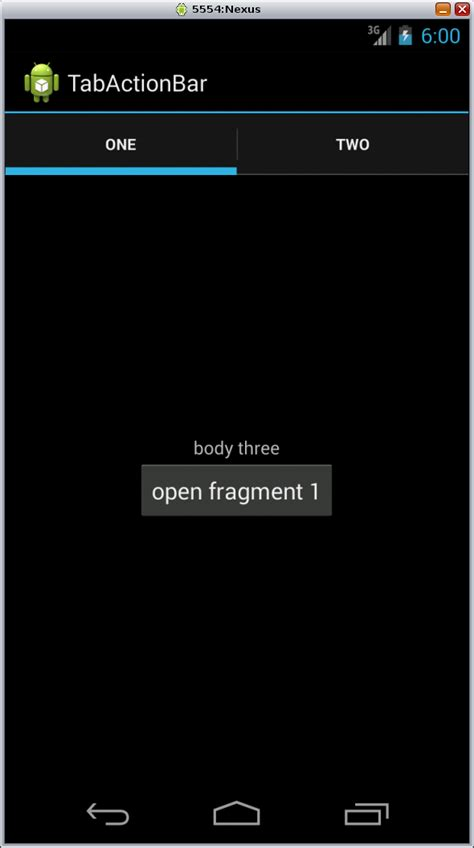 tab layout in fragment android replacing a fragment in a tab layout with an