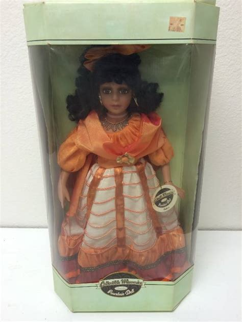 porcelain doll buyers collectible memories genuine porcelain doll luciana
