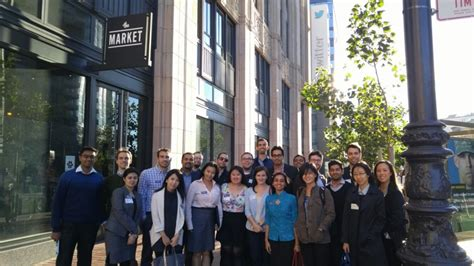 Foster Evening Mba Evaluation Day by Foster Students In Silicon Valley The 2015 Bay Area Tech