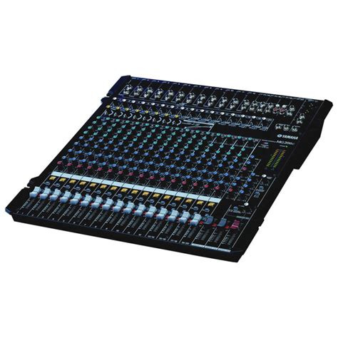 Mixer Yamaha Mg206c Usb yamaha mg206c usb mixer nearly new at gear4music