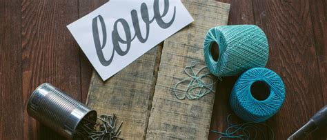 What Do You Need For String - diy string letters homefront magazine