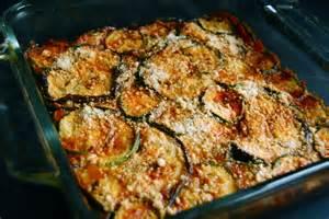 skinny eggplant and zucchini casserole measuring cup cuisine