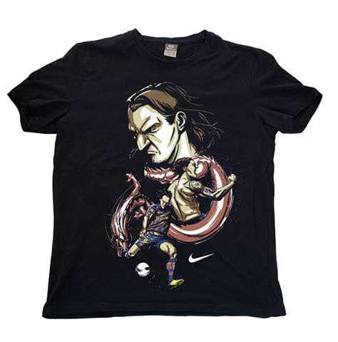 Ibrahimovic T Shirt zlatan ibrahimovic t shirt on behance