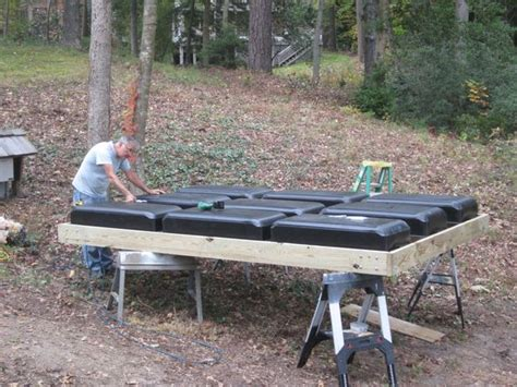 how to build a boat dock with plastic barrels 25 best ideas about floating dock on pinterest floating