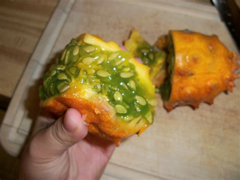 Dmam Sauce Honey Do Melons all how to eat an horned melon kiwano