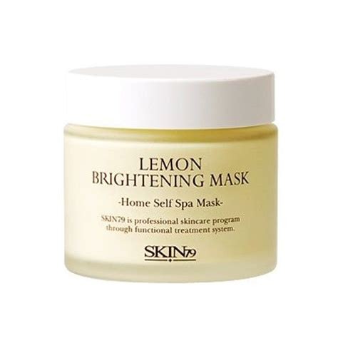 Brightening Mask skin79 lemon brightening mask reviews photos makeupalley