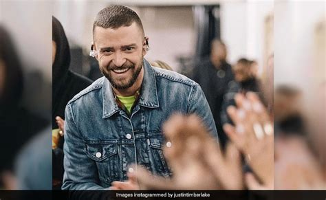 Justin Timberlake Lends His Support To by Justin Timberlake Stops Concert To Help Fan Announce