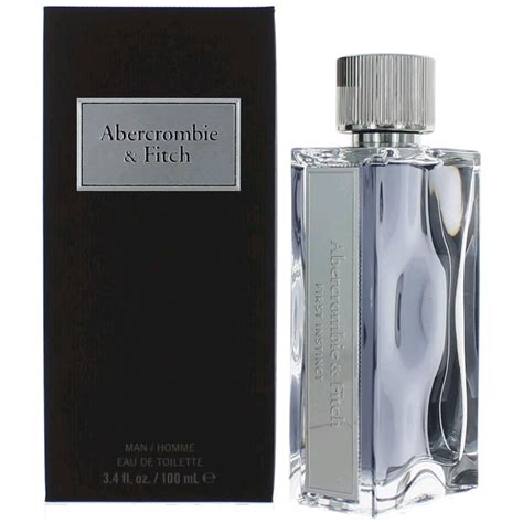 Abercrombie Fitch Instinct Original Parfum 100 instinct cologne by abercrombie fitch 3 4 oz edt spray new ebay