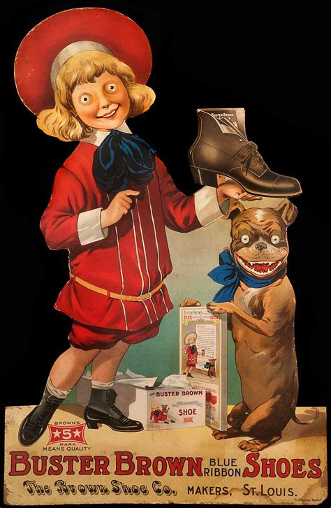 buster brown buster brown the mel birnkrant collection