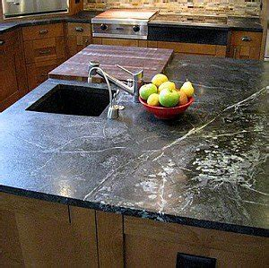 How To Do A Soapstone - soapstone countertops review see just how they