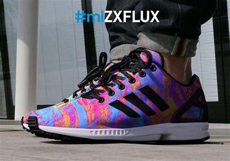adidas zx flux mizxflux app release date sneakernews