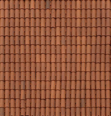 Ceramic Tile Roof Glatter Dachziegel Textur Olegoff
