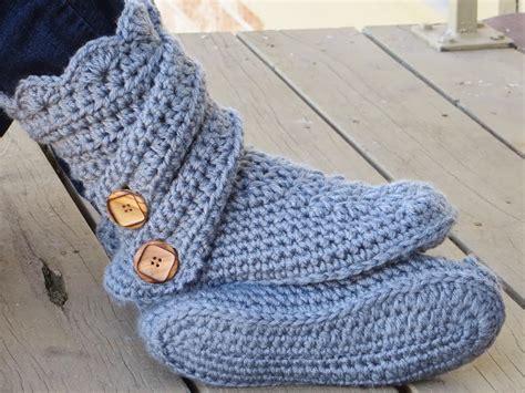 crochet boots crochet dreamz s slipper boots crochet pattern
