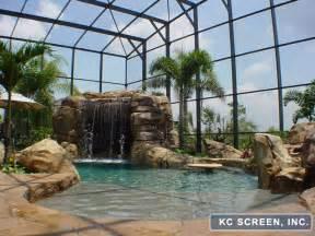 pool enclosures kc screen