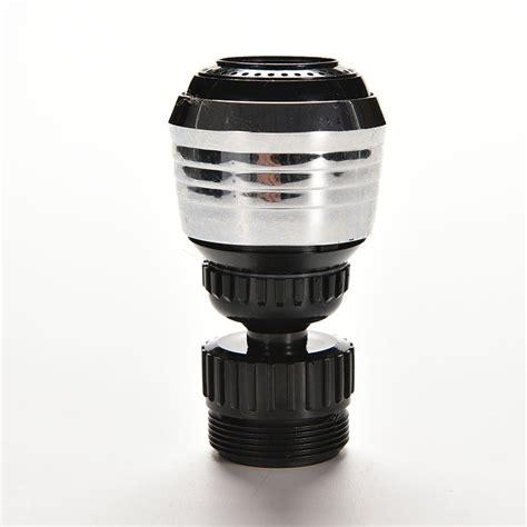 filter keran air aerator 360 degree black