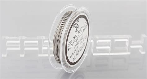 R167 Stainless Steel 304 Wire 24 Awg Ss Kawat Coil Not Kanthal For 2 95 authentic mkws 304 stainless steel resistance wire