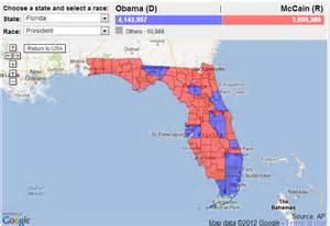 political map of florida 2012 florida political maps political maps