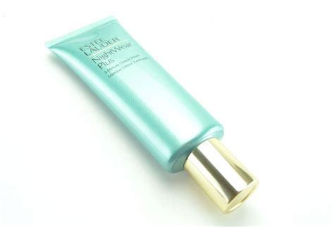 Estee Lauder Nightwear Plus 3 Minute Detox Mask Ingredients by Est 233 E Lauder Nightwear Mask Review
