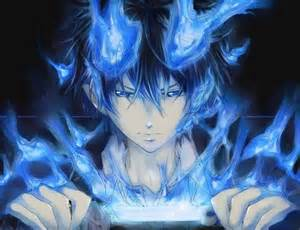 Rin okumura x mystic male reader chapter two by thanatos mors on