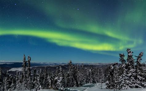 Alaska Search See Alaska S Northern Lights Winter 2017 And 2018 Travel Leisure