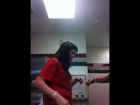 dancing in the bathroom dancing in applebee s bathroom youtube
