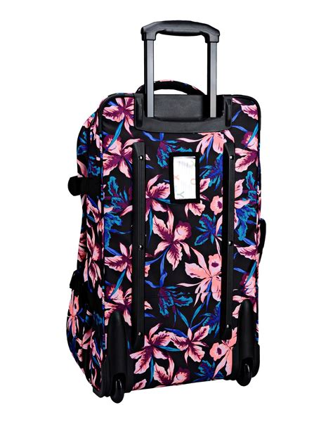 Kipling 271 Mini Bag wheeled luggage in black lyst