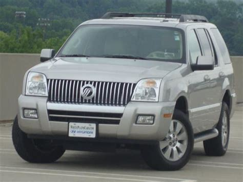 old car manuals online 2002 mercury mountaineer seat position control mercury mountaineer 2006 york mitula cars