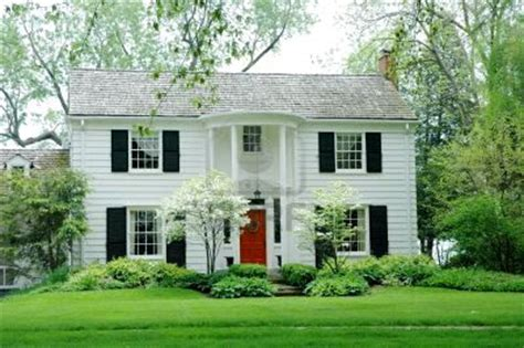 white house black shutters my quot white house quot on pinterest black shutters red doors and white houses