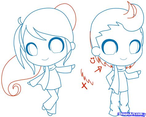 how to draw a step by step how to draw a chibi person step by step chibis draw chibi anime draw japanese