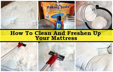 How To Clean Mattress by How To Clean And Freshen Up Your Mattress
