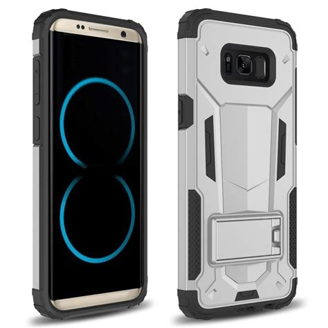 Hardcase List Emas For Samsung S8 for samsung galaxy s8 plus hybrid future armor