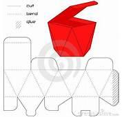 Box Template  Packaging Pinterest