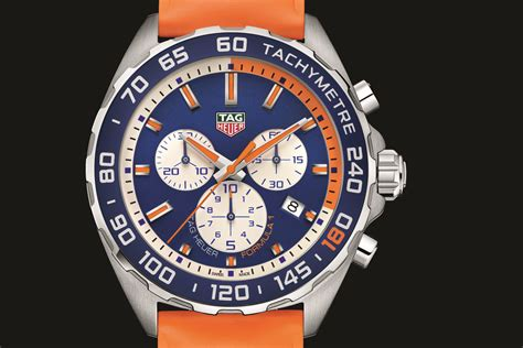 Tag Heuer Carerra F1 Edition 1 quot pride quot embodied by the new tag heuer formula 1 max verstappen special edition