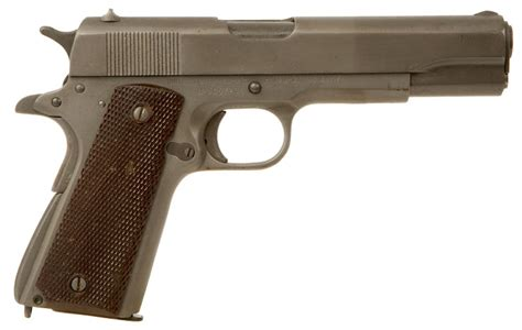 deactivated wwii colt 1911a1 union switch signal