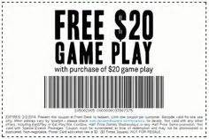 Destiny dave and busters coupons off dave and busters coupons codes