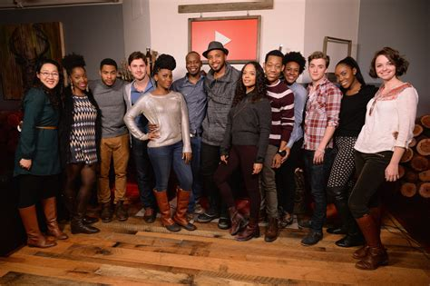 Peoples Cast by Williams Talks Dear White And The