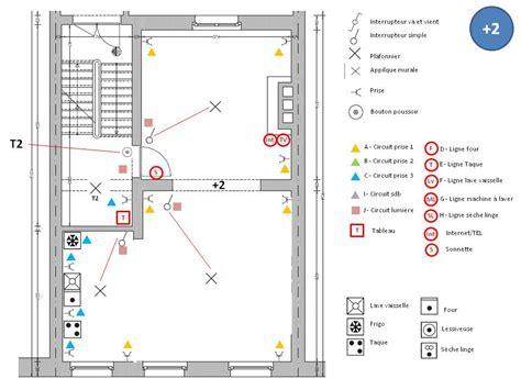 plan electrique cuisine quatri 232 me jour r 233 novation d une maison 224 bruxelles