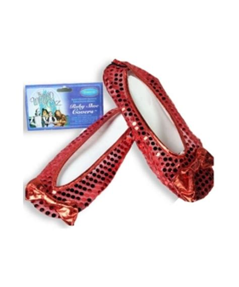 ruby slipper shoe covers ruby slippers shoe cover costume