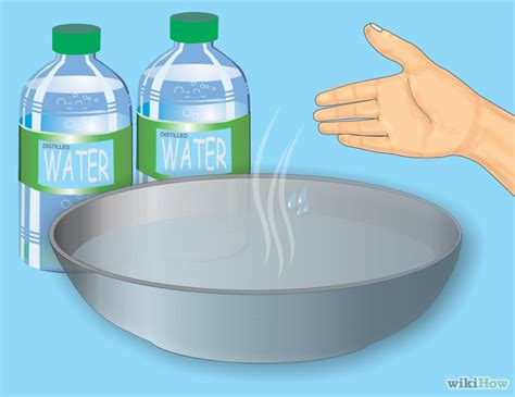 3 ways to make distilled water wikihow