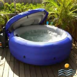 Outdoor spa portable hot tub 2 loungers 5 person hot tub outdoor