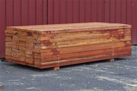 Redgum Sleeper by Timber Sleepers Hardwood Sleepers Outlast Timber