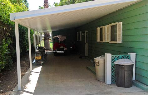 mobile home awning aladdin patios image gallery mobile home awnings