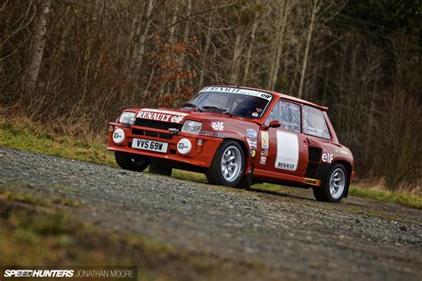 renault 5 turbo racing five alive the volcanic hatch speedhunters