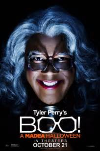 movies today tyler perrys boo 2 a madea halloween by tyler perry boo a madea halloween blackfilm com read blackfilm com read