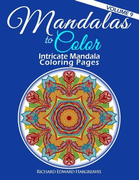 mandala coloring books barnes and noble mandalas to color intricate mandala coloring pages