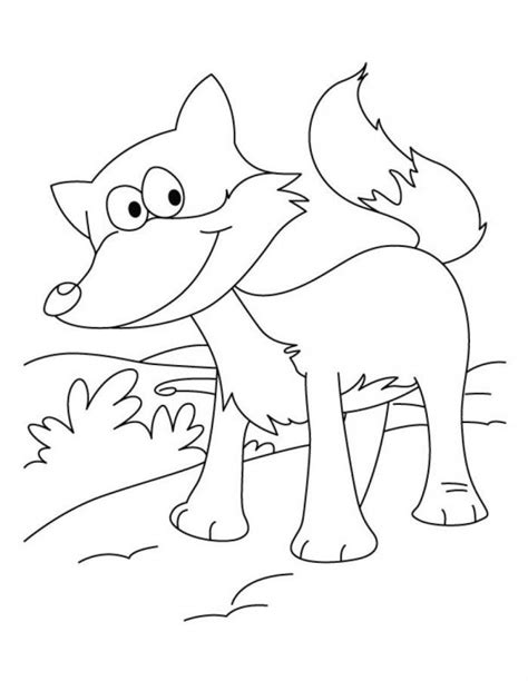 stone fox coloring page stone fox coloring pages coloring home