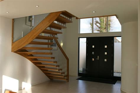 Timber Stairs Design Floating Staircase Design Lyndhurst Hshiretimber Stair Systems