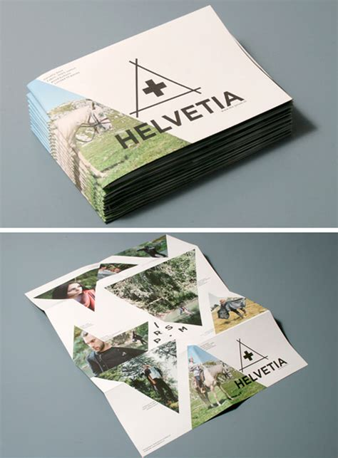 design inspiration for brochures 50 beautiful printed brochure designs for your inspiration