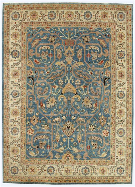 blue and rugs hotel chic j32626 formal blue rug